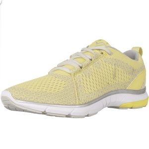 Vionic Women's Flex Sierra Lace-up Yellow 10